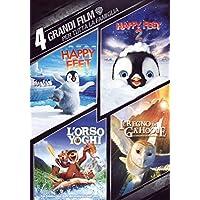 4 grandi film - Per tutta la famiglia