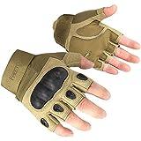 [Sport Handschuhe] FREETOO Motorrad Handschuhe Herren Vollfinger Army Gloves Ideal für Airsoft, Militär,Paintball,Airsoft