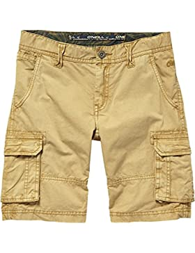 O'Neill Cali Beach Cargo Shorts Bermuda, Niños, Apple Cinnamon, 140