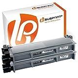 Bubprint 2 Toner kompatibel für Brother TN-2320 TN-2310 für DCP-L2520DW HL-L2300D HL-L2340DW HL-L2360DW HL-L2380DW MFC-L2700DN MFC-L2700DW MFC-L2740DW