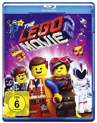 The Lego Movie 2 [Blu-ray] - Lego-set Fälle