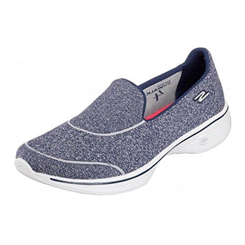 Womens Gowalk 4-Super Sock 4 Low-Top Sneakers Skechers 8OyQL4kx