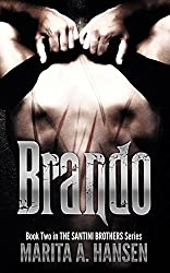 Brando (The Santini Brothers Book 2)