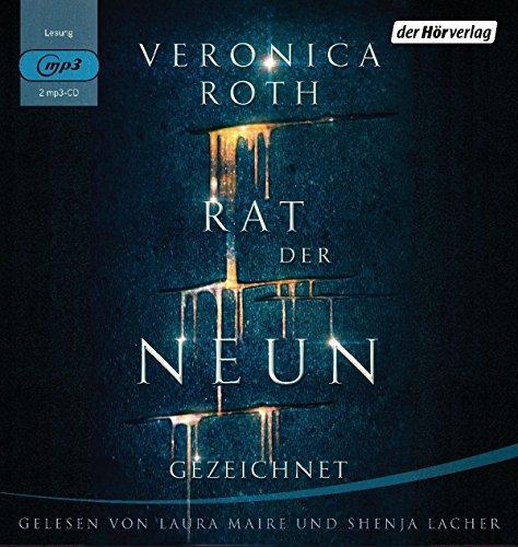 Buchseite und Rezensionen zu 'Rat der Neun - Gezeichnet' von Veronica Roth