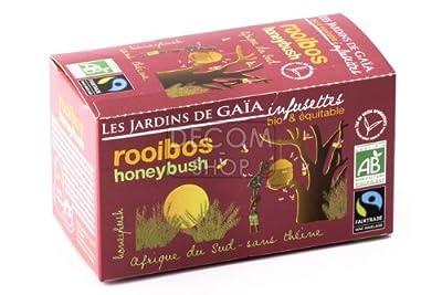 Infusettes de Rooibos Honeybush - boîte 30g