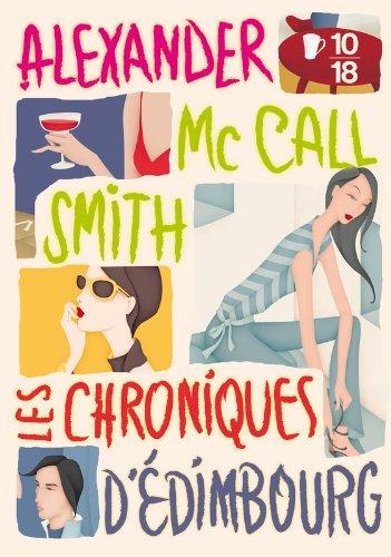 Les chroniques d'Edimbourg par Alexander McCALL SMITH