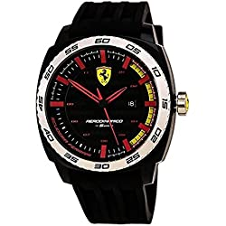 Ferrari Scuderia Rubber Mens Watch 0830201