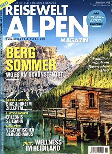 Reisewelt Alpen 2/2019