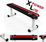 We R SportsTM FT100 Flat Weight Bench - White,