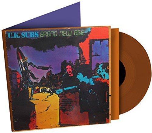 Brand New Age [Vinyl LP]