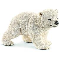 Schleich 14708 - Cucciolo di Orso Polare Che (Dipinto A Mano Orso)