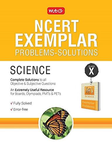 NCERT Exemplar Problems - Solutions Sciences Class 10