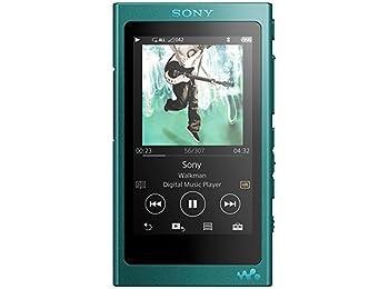 Sony NW-A35 Yüksek Çözünürlüklü HiFi Mavi Walkman