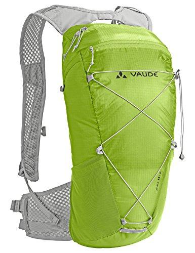 VAUDE Uphill 12 LW Mochila, Unisex Adulto, Verde (Pear), 10/14 l