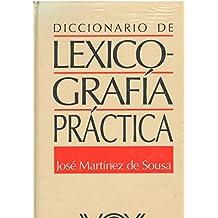 Diccionario de lexicografia practica
