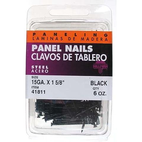 HILLMAN FASTENERS - 1-5/8-Inch Oak Panel Nails, 6 oz.