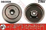 TRW Brake Drum (With Bearing) - DB4302B