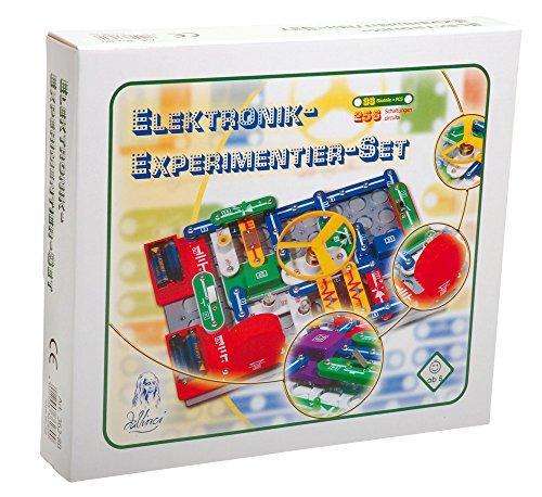 Preisvergleich Produktbild Da Vinci 362-80 - Elektronik Experimentier-Set mit 256 Experimenten