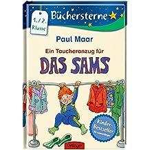 Ein Taucheranzug für das Sams: Mit 16 Seiten Leserätseln und -spielen (Büchersterne)