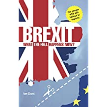 Brexit: What the Hell Happens Now?: Everything You Need to Know about Britain's Divorce from Europe (English Edition)