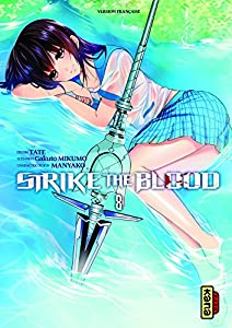 Strike the Blood Edition simple Tome 8