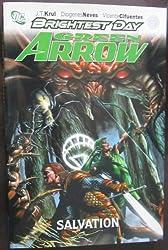 Green Arrow Salvation TP by J. T. Krul(2013-02-26)
