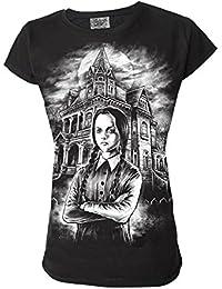 Mercredi Clothing T-Shirt Darkside
