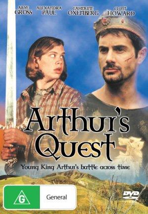 König Artus in L.A. / Arthur's Quest [Australien Import]