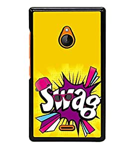 swag Back Case Cover for NOKIA LUMIA XL 540