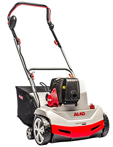 AL-KO Combi Care 38 P Comfort - Cortacésped Manual lawnmower, Rotary blades, 37 cm, 1300W, Gasolina...