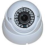 ACIE AC-VD2000AF-IR Caméra dôme anti vandale Obj VF 2.8 - 12 mm motorisé IR25M 3 axes