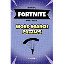 Fortnite: Word Search Puzzles (Unofficial)