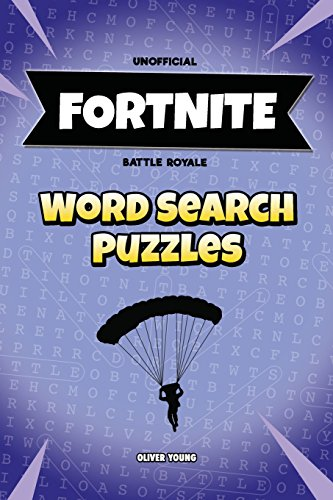 Fortnite: Word Search Puzzles (Fortnite Battle Royale Book)