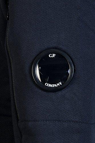 CP Company -  Felpa con cappuccio  - Maniche lunghe  - Uomo Blue