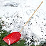 Snow Shovel Mucking Out Scoop