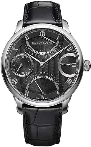 Maurice Lacroix Masterpiece Double Retrograde MP6578-SS001-331-1 Automatic Mens Watch