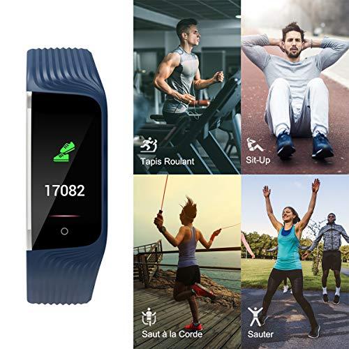 Zoom IMG-3 wimius orologio fitness tracker braccialetto