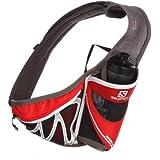 Salomon XR Sensibelt Bottle Belt (Red/Asphalt/White)