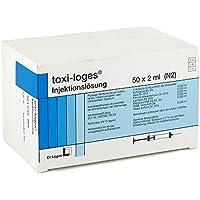 Toxi Loges Injektionslösung Ampullen 50X2 ml preisvergleich bei billige-tabletten.eu