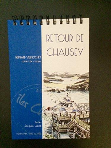 Retour de Chausey, carnet de croquis
