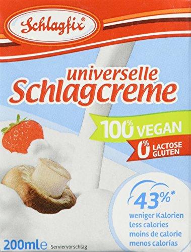 LeHa Schlagcreme, 18er Pack (18 x 200 g)