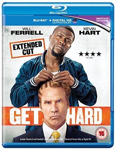 Get Hard [Blu-ray] [2015] [Region Free] (Ben Nelson)