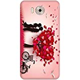 Thundershoppe Printed Designer Mobile Silicon Back Cover New Designer Cases & Covers for Panasonic Eluga Prime