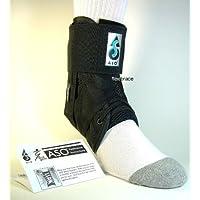 ASO Ankle Stabilizing Orthosis w/inserts (Medium - Black) by Medspec/ASO Braces preisvergleich bei billige-tabletten.eu