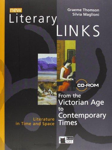 New literary links. Con city link-Literary connections. Per le Scuole superiori e CD-ROM. Con CD Audio. Con espansione online: NEW LINKS 3+CDR+CITY+CON+MULTI
