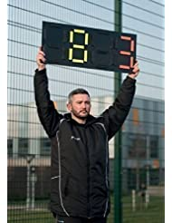 New Precision Pro Football/soccer/hockey Side Management Player Substitute Board by Precision