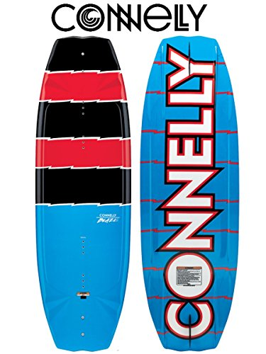 CONNELLY BLAZE 140 Wakeboard Package HALE Wakeboard Bindung Blue - 2