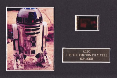 Filmcell Factory Ltd R2D2 Star Wars Limited Edition Film Cell m