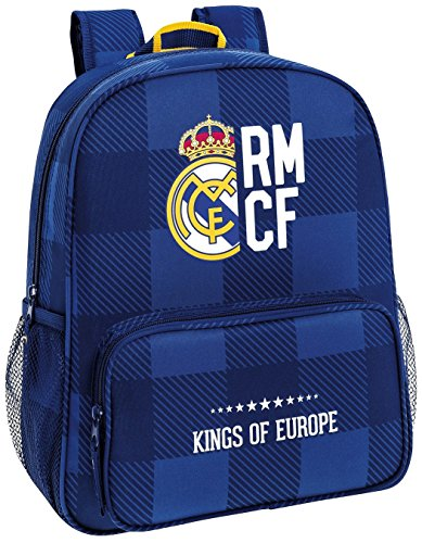 Imagen de safta real madrid  escolar, 38 cm, multicolor alternativa