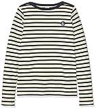 Petit Bateau marinière_4847101 T- T-Shirt Manches Longues, Multicolore...